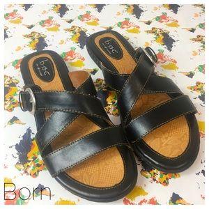 BOC Born Vegan Leather Sandals